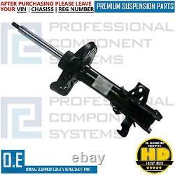 Pour Honda Civic FN2 Type-R Avant Shocker Amortisseurs & Haut Support Supports