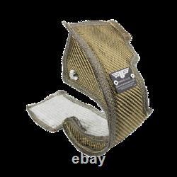 Ptp Lave Turbo Couverture / Chaleur Bouclier Pour Honda Civic Type R FK2 FK8