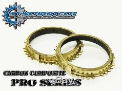 Synchrotech Série Pro Carbone 1-6 Kit Réparation pour 02-04 Ep3 Honda Civic Type