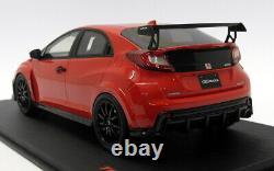 TSM Top Speed 1/18 scale TS0113 Mugan Civic Type R Milano Red