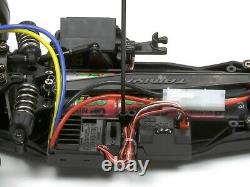 Tamiya 58476 Honda Civic Type-R R3 J. A. S. Motorsport FF-03 Châssis 1/10 R/C