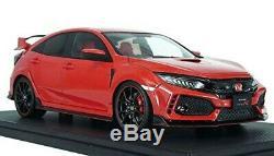Tk. Company Allumage Modèle 1/18 Honda Civic (FK8) Type R Cadre Red IG1444  Ems