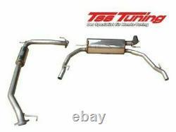 Tss Intégral F1 Pour Honda Civic Type R FN2 201PS Triangle de Série Sportauspuf