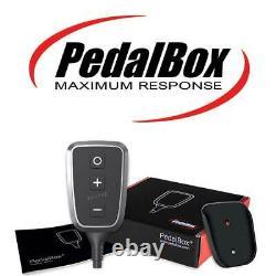 Villes Pedal Box Pour Honda Civic X Hayon (FC, FK) 2016- 2.0 Type-R (FK8), 320