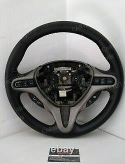 Volant Direction Cuir Multifonctionnel Cruise Control Type R HONDA Civic VIII
