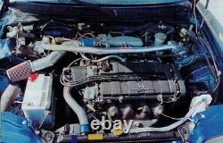 Wiechers Aluminium Strut Barre Frontale en Haut Pour Honda Crx / Civic Type ED9